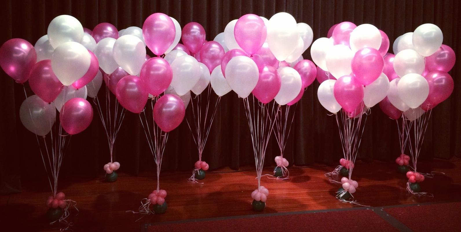 LED-Helium-Balloons
