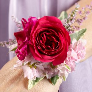 Rose Charm Corsage