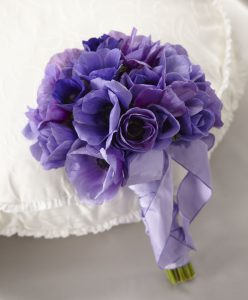 Purple Passion Bouquet