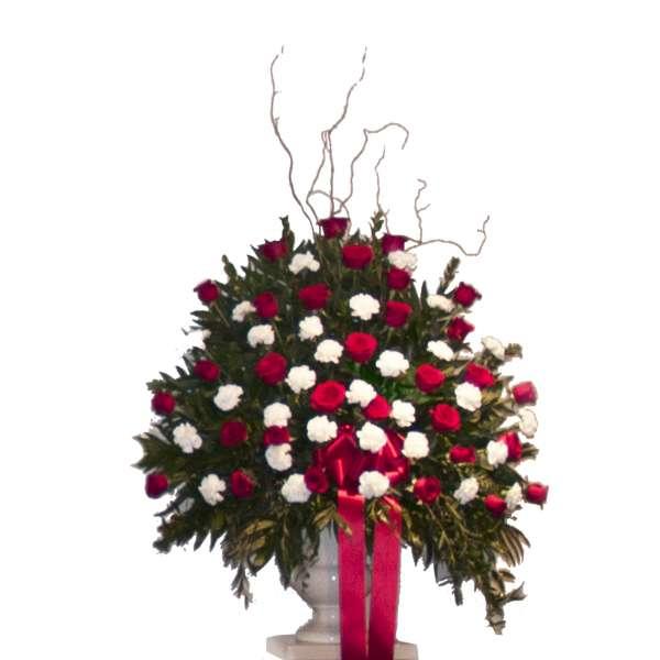 Premium End Vase