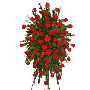 Roses Easel