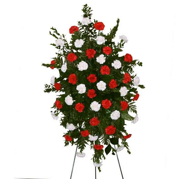 Carnation Easel