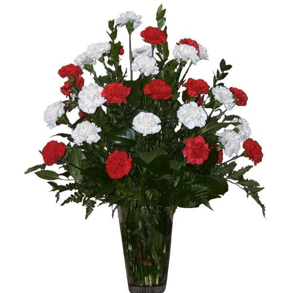 Large Carnation Vase