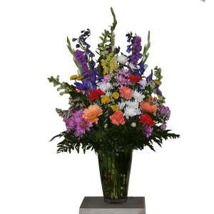 S & S Large Vase