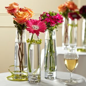 Sparking Toast Centerpiece