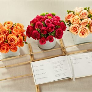 Dawn Rose Centerpiece